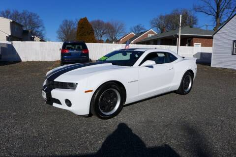 2012 Chevrolet Camaro for sale at FBN Auto Sales & Service in Highland Park NJ