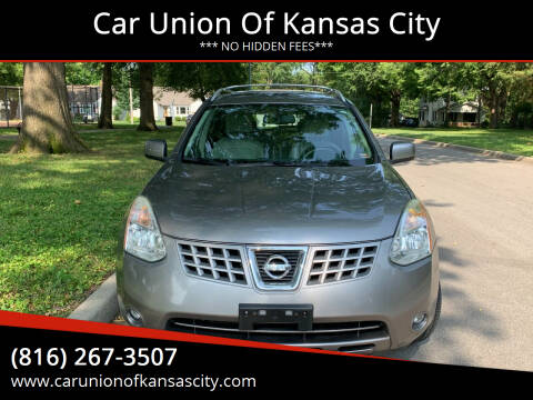 2010 Nissan Rogue for sale at Car Union Of Kansas City in Kansas City MO