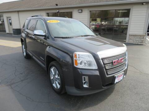 2015 GMC Terrain for sale at Tri-County Pre-Owned Superstore in Reynoldsburg OH