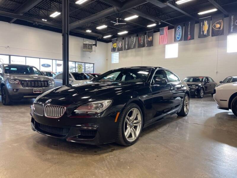 2013 BMW 6 Series for sale at CarNova in Sterling Heights MI
