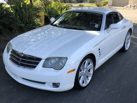 2004 Chrysler Crossfire for sale at Boktor Motors in North Hollywood CA