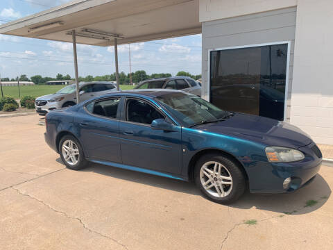 2006 Pontiac Grand Prix for sale at S & S Sports and Imports in Newton KS