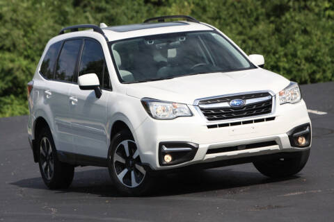 2017 Subaru Forester for sale at P M Auto Gallery in De Soto KS