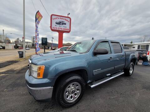 2010 GMC Sierra 1500 for sale at Ford's Auto Sales in Kingsport TN