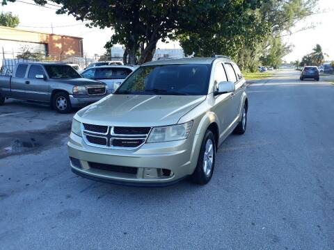 2011 Dodge Journey for sale at LAND & SEA BROKERS INC in Deerfield FL