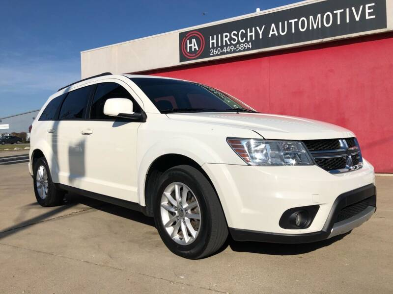 2014 Dodge Journey for sale at Hirschy Automotive in Fort Wayne IN