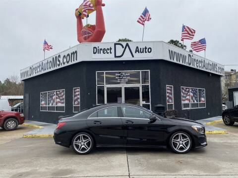 2014 Mercedes-Benz CLA for sale at Direct Auto in D'Iberville MS