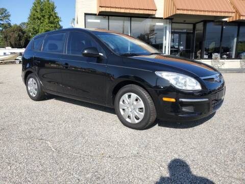 2012 Hyundai Elantra Touring for sale at Ron's Used Cars in Sumter SC