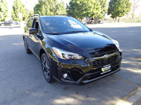 2019 Subaru Crosstrek for sale at N c Auto Sales in Los Angeles CA