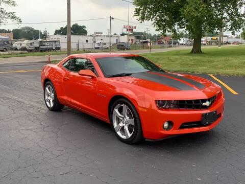 2010 Chevrolet Camaro for sale at Dittmar Auto Dealer LLC in Dayton OH