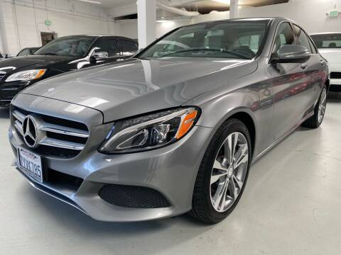 2015 Mercedes-Benz C-Class for sale at Mag Motor Company in Walnut Creek CA