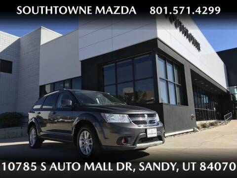 2017 Dodge Journey for sale at Southtowne Mazda of Sandy in Sandy UT