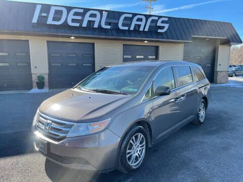2012 Honda Odyssey for sale at I-Deal Cars in Harrisburg PA