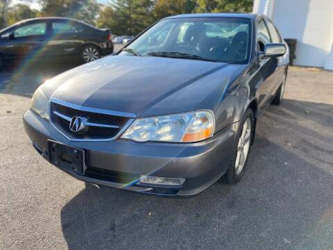 2003 Acura TL for sale at SOUTH SHORE AUTO GALLERY, INC. in Abington MA