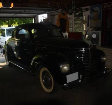 1939 Plymouth Business Coupe for sale at Classic Car Deals in Cadillac MI
