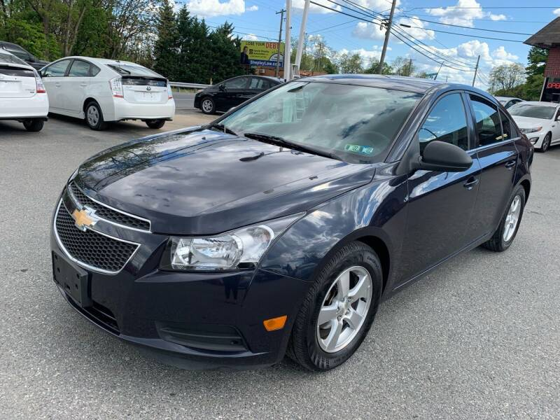 2014 Chevrolet Cruze for sale at Sam's Auto in Akron PA