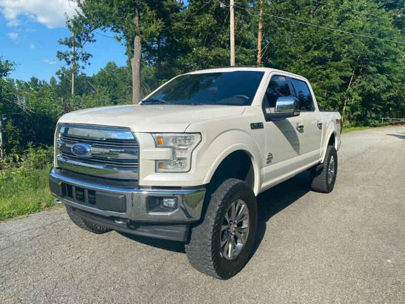 2017 Ford F-150 for sale at Speed Auto Mall in Greensboro NC