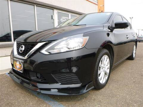 2018 Nissan Sentra for sale at Torgerson Auto Center in Bismarck ND