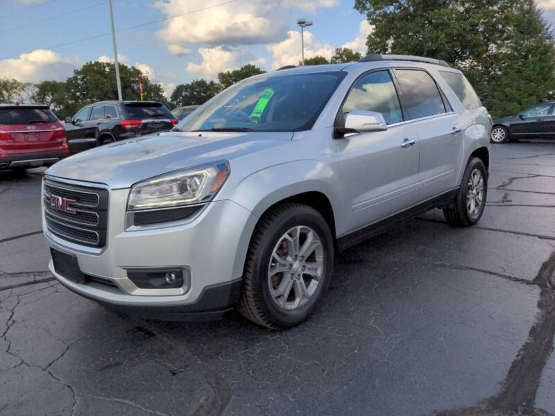 2014 GMC Acadia for sale at West Point Auto Sales in Mattawan MI