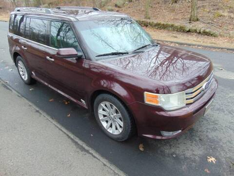 2011 Ford Flex for sale at Lakewood Auto in Waterbury CT