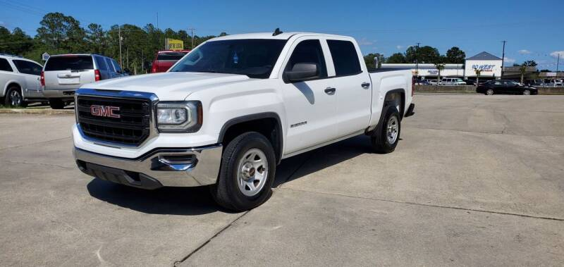 2016 GMC Sierra 1500 for sale at WHOLESALE AUTO GROUP in Mobile AL