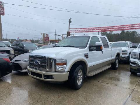 2008 Ford F-250 Super Duty for sale at Direct Auto in D'Iberville MS