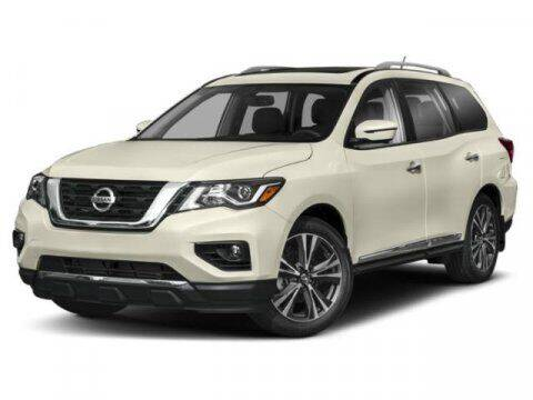 2018 Nissan Pathfinder for sale at SCOTT EVANS CHRYSLER DODGE in Carrollton GA
