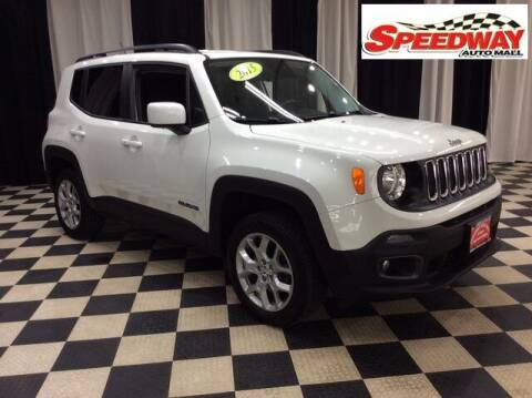 2017 Jeep Renegade for sale at SPEEDWAY AUTO MALL INC in Machesney Park IL