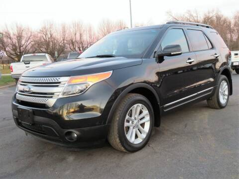 2013 Ford Explorer for sale at Low Cost Cars North in Whitehall OH