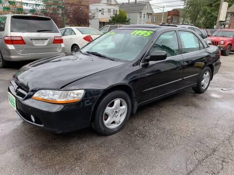 1999 Honda Accord for sale at Barnes Auto Group in Chicago IL