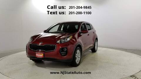 2018 Kia Sportage for sale at NJ State Auto Used Cars in Jersey City NJ