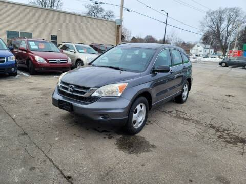 2011 Honda CR-V for sale at MOE MOTORS LLC in South Milwaukee WI