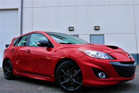 2013 Mazda MAZDASPEED3 for sale at Chantilly Auto Sales in Chantilly VA