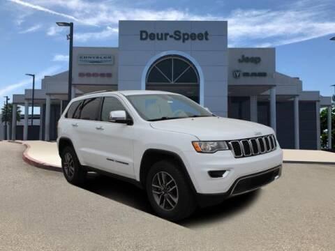 2019 Jeep Grand Cherokee for sale at DEUR-SPEET MOTORS in Fremont MI