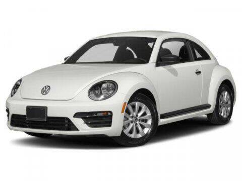 2017 Volkswagen Beetle for sale at SCOTT EVANS CHRYSLER DODGE in Carrollton GA