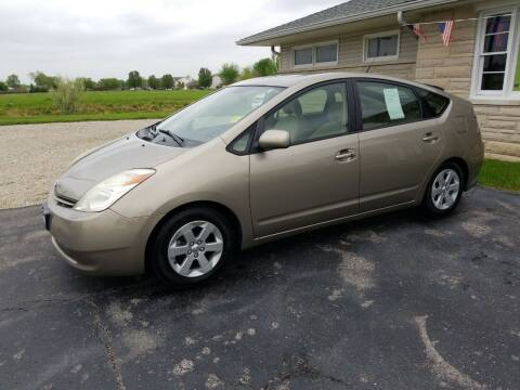 2005 Toyota Prius for sale at CALDERONE CAR & TRUCK in Whiteland IN