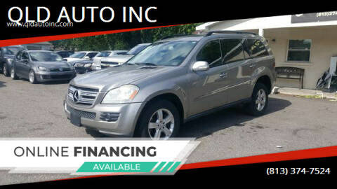 2007 Mercedes-Benz GL-Class for sale at QLD AUTO INC in Tampa FL