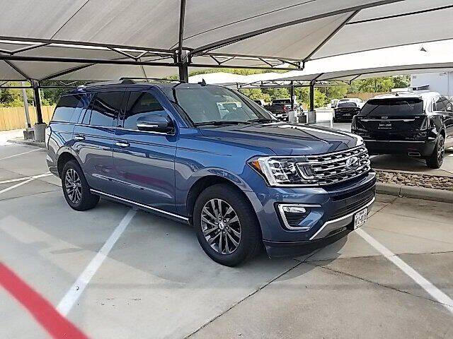 2019 Ford Expedition for sale at Jerry's Buick GMC in Weatherford TX