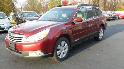 2011 Subaru Outback for sale at JBR Auto Sales in Albany NY