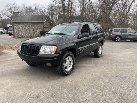 2000 Jeep Grand Cherokee for sale at East Coast Motor Sports in West Warwick RI