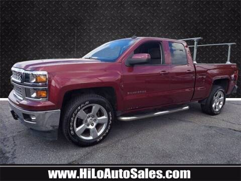 2014 Chevrolet Silverado 1500 for sale at Hi-Lo Auto Sales in Frederick MD