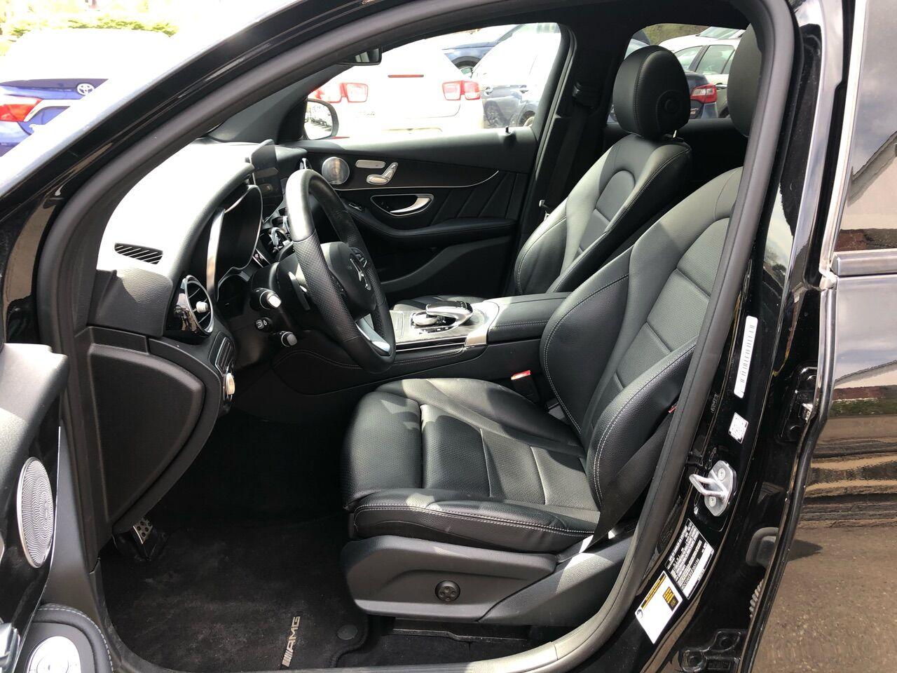 2018 Mercedes-Benz GLC Sport Utility
