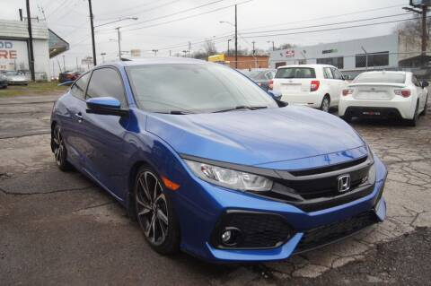 2018 Honda Civic for sale at Green Ride Inc in Nashville TN