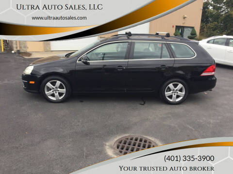 2009 Volkswagen Jetta for sale at Ultra Auto Sales, LLC in Cumberland RI