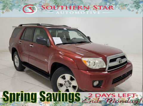 2008 Toyota 4Runner for sale at Southern Star Automotive, Inc. in Duluth GA