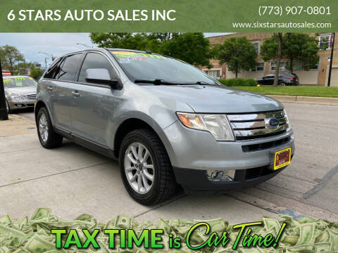 2007 Ford Edge for sale at 6 STARS AUTO SALES INC in Chicago IL