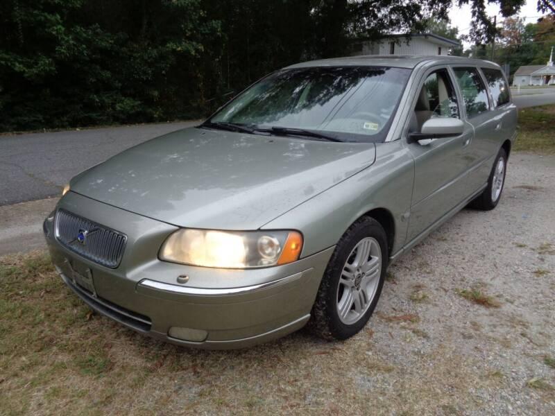 2006 Volvo V70 for sale at Liberty Motors in Chesapeake VA