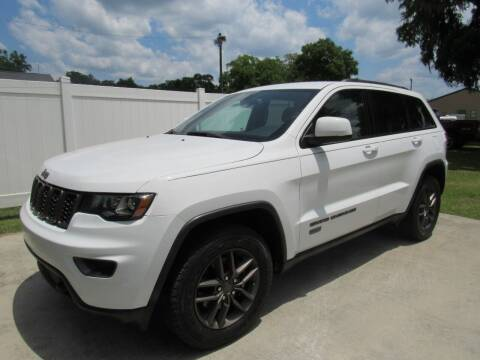 2016 Jeep Grand Cherokee for sale at D & R Auto Brokers in Ridgeland SC