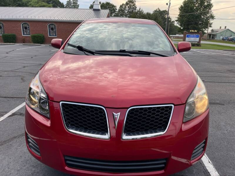 2010 Pontiac Vibe for sale at SHAN MOTORS, INC. in Thomasville NC