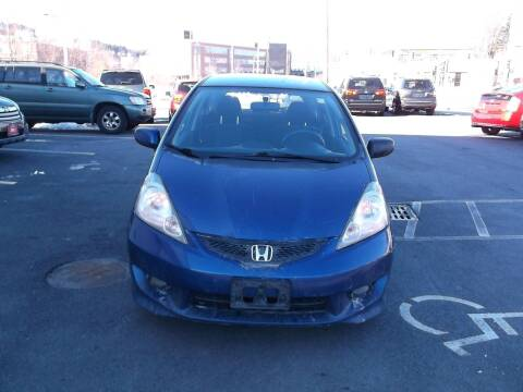 2010 Honda Fit for sale at sharp auto center in Worcester MA